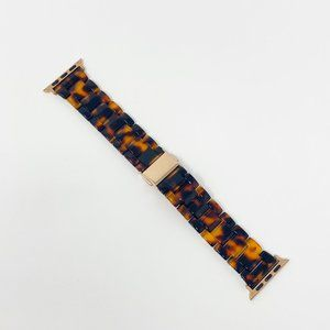 Closet Rehab Accessories - Apple Watch Band in Tortoise